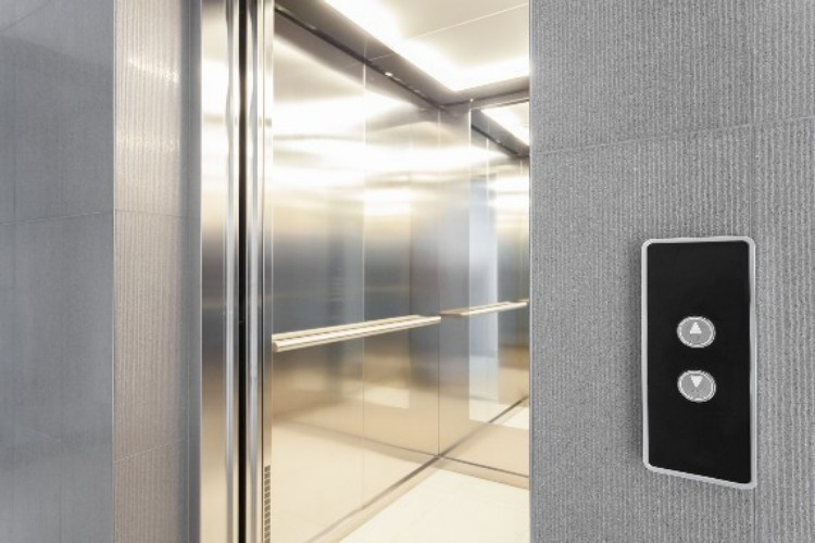 Anigmo touchless buttons for elevators and lifts